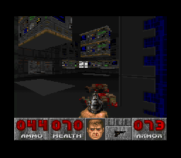 Doom - killing spree! - User Screenshot
